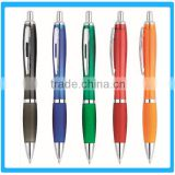 Customized Plastic Ball-point Pen Good Quality Office Stationery Supplies Yiwu Pen For Sale
