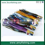 Islander lures Skirts sea fishing marlin lures squid octopus nylon hairs trolling lure