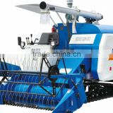 Liulin Brand of 4LZ-4.0B1 new model: rice combine harvester and harvester machine In agricultural machinery