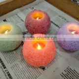 wedding rose shaped flicking real wax candle flameless rose candle rose carved candle real wax candle real wax candle