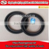 Customized size black PTFE gasket