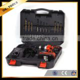 new 2014 Ok tools 18V li-ion battery cordless drill of power tool sets hand tool manufacturer China wholesale alibaba supplier