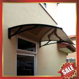 cast aluminium awning/canopy,polycarbonate awning,pc awning,door canopy,window canopy,excellent house products!