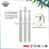 shenzhen buddy technology design best disposable 0.5ml glass cartridges cbd vape pen pre filled