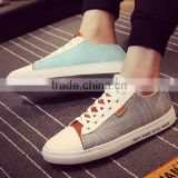 zm35746a stylish sport men shoes wholesale casual canvas shoes