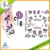 paper print nail sticker from japan wholesales nail sticker