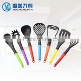 (DX-B10-19)Popular 7-Pcs Nylon Utensil set