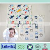 muslin baby square cotton printed muslin baby fabric