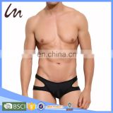 Unlined Transparent Mens Sexy Underwear Briefs For Men Funny Boxer Shorts For Men Brief