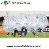 Transparent Color PVC/TPU Material Inflatable Bubble Soccer Ball, Body Bubble Ball, Human Bubble Ball for Sports