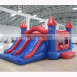 hot Inflatable bouncer Slide,Inflatable castle Slide game with customized colours and branding logo