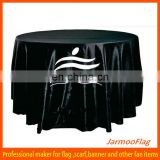 cheap promotional plastic round table covers