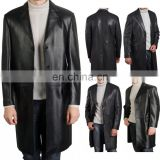 Men's Leather Jackets, Coats - Collection 2017