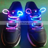 2013 Wholesale led shoelaces and LED flashing shoelaces