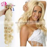 Virgin Hair Blonde Brazilian Human Hair Extension