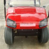 Classic 6 Seater Electric Cart, 3KW 48V Electric Cart for Utility Using |CE Certified | AX-B4+2