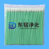 Six inch clean cotton swabs Long pole to purify cotton swab Antistatic cotton swab