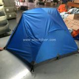 camping tent 2 person Blue color Hiking tents