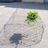 Durable Hexagonal Wire Stone Baskets / Woven Wire Stone Cages Nova-108