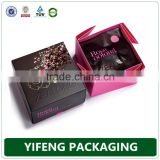 luxury printed fashion business card packaging box, name card packaging box, calling card box