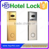 HSY-118 Europe Design Security Swipe Key Card Hotel Door Lock