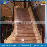 Natural Stone Anti-slip Stairs Outdoor Stone Step Risers Granite Stair                                                                         Quality Choice