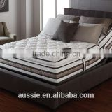 queen size electric box spring bed with USB