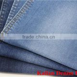 KL-1031-1B tencel polyester soft denim fabric for jeans