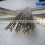 zhuzhou manufacture high quality 5%~55% silver alloy copper brazing rod
