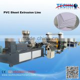 Factory Audited PVC Sheet Production Line/PVC Sheet Extrusion Line/Plastic Sheet Production Line