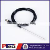 M12 black cable DALLAS 1 wire DS18B20 Temperature sensor probe