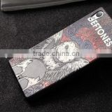 Cartoon Relief TPU Back Cover phone case, Super Slim Design for Sony Z5
