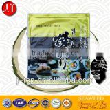 JTOP gold grade 10sheets/pack roasted seaweed sheets for family use