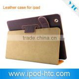 Newest ultra slim Leather case for ipad, for ipad leather case,Wholesale PU Leather case