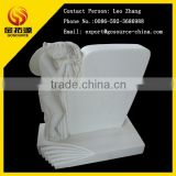 white Marble Angel Tombstone Price