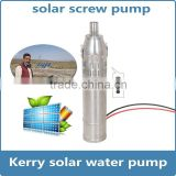 solar panels and battery powered water pump prices list / specification of submersible water pump