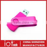Wholesale Promotional Gift 1GB 2GB 1TB 2TB USB Flash Drive, Bulk Cheap Custom Logo Swivel USB Memory Stick