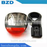 Mountain Bike Cycling Solar Energy Bicycle Tail Light /Outdoor Cycling Equipment Applications Supplier