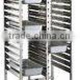 Double Row 15 Tiers Tray Trolley(GN Pan)