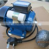 coconut digging machine ac motor 230v 50Hz 60Hz 150w 120w single phase with a scraping head