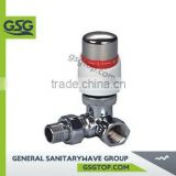 GSG Radiator valve RV118 Male elbow or straight polypropylene radiator valves radiator bleed valves