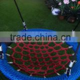combination wire outdoor children net round swing