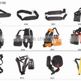 knapsack Brush cutter grass trimmer spare parts belt ,straps, band, tape, tie , fillet, swathe, tape, webbing factory selling