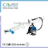 4 Strokes 139 Engine Backpack Type Gasoline Grass Cutter Trimmer