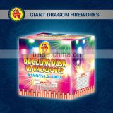 2016 Hot products Chinese Fireworks for Sale 1.4G fireworks Magnificent Display Show 119 Shots