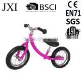 12inch led decorative bike light children aluminum balance bike