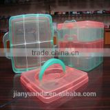 plastic transparant boxes /plastic storage boxes for screws /hard plastic box                                                                         Quality Choice