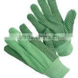 china supplier cotton gloves making machine green latex gloves