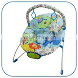 Animal Kingdom baby bouncer chair with music and vibrate