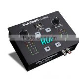 mini dj mixer dj software Stereo RCA input and output cd player DJ recording dj program software music small recorder